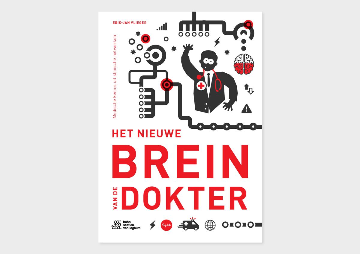 Erik-Jan Vlieger | Het brein van de nieuwe dokter | inkijkexemplaar