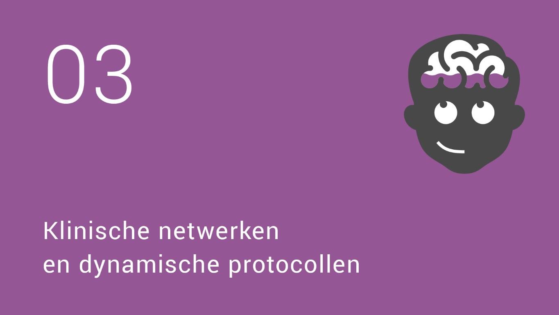 Erik-Jan Vlieger | Het brein van de nieuwe dokter | 3 Klinische netwerken  en dynamische protocollen