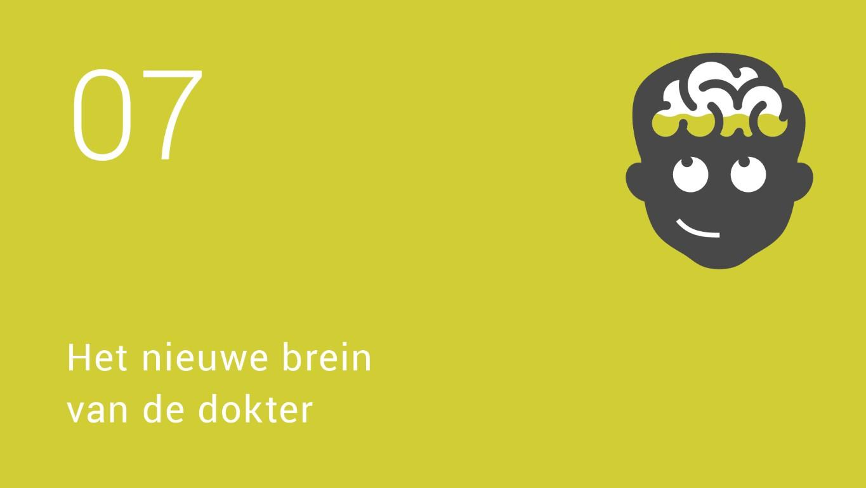 Erik-Jan Vlieger | Het brein van de nieuwe dokter | 7 Het nieuwe brein van de dokter